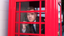 James Corden's The Late Late Show is returning to the UK