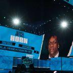 Panthers' top pick Jaycee Horn honors Kobe Bryant's memory