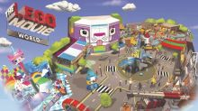 New details on Lego Movie World attractions opening 2019