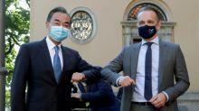 Maas besorgt über in Hongkong verhängtes Sicherheitsgesetz