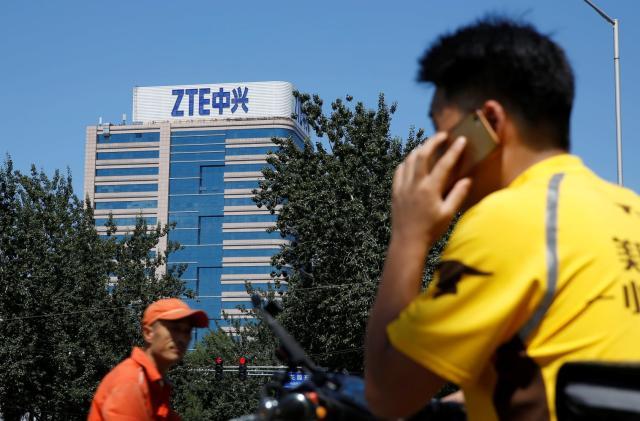 US senators propose new bill to keep ZTE on a leash