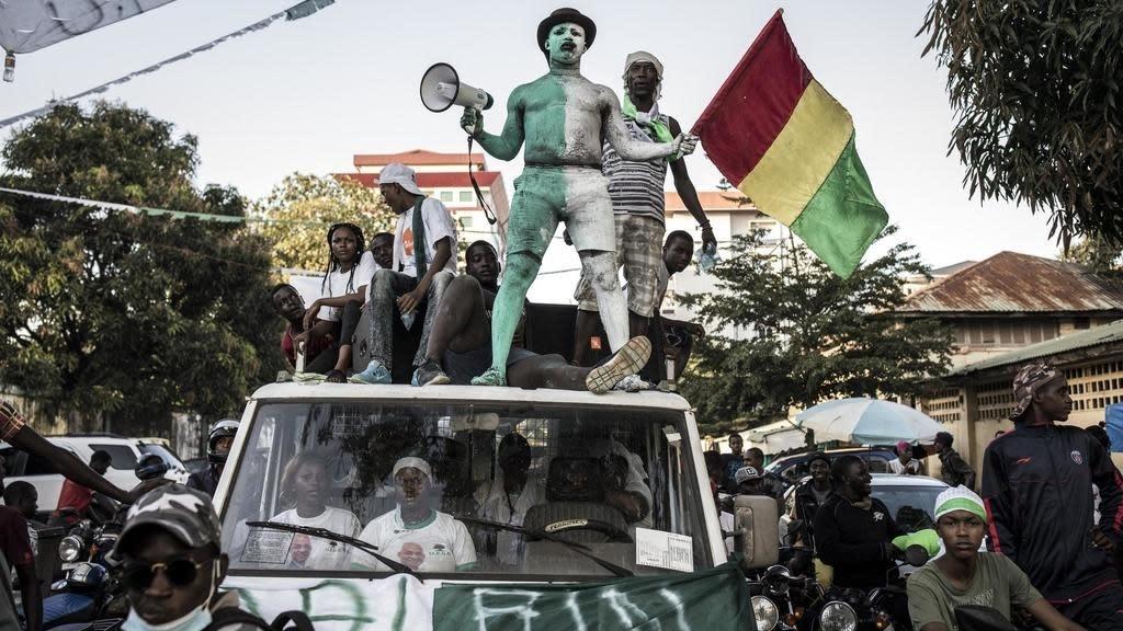 Présidentielle en Guinée: deux campagnes, deux styles pour ...Les Ondes De Guinee