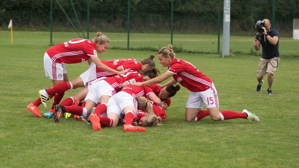 1:0 gegen Paris: Bayerns Frauen auf Halbfinal-Kurs