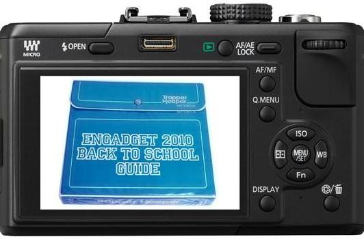 Engadget's back to school guide: Digital cameras