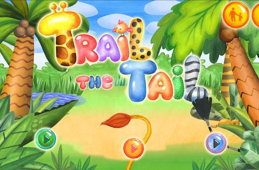 Send your kid on a safari adventure with Trail the Tail