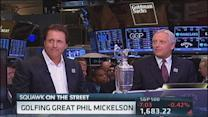 Phil Mickelson: Lack of technology education hurts U.S.
