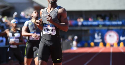Athlé - Des Moines - Drake Relays : LaShawn Merritt domine Kirani James