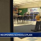 Mass. Teacher's Association, doctors advising governor speak about school reopening plan