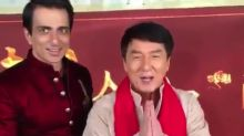 Watch: Ahead of Kung Fu Yoga promotions in India, Jackie Chan has a special message for Salman Khan