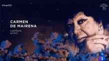 ¿Merecía Carmen de Mairena estar incluida en el 'In Memoriam' de los Premios Goya?