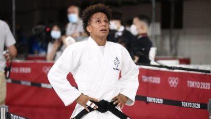 JO - Judo (F) - Amandine Buchard, battue en finale aux JO de Tokyo: «Les vingt secondes les plus longues de ma vie»