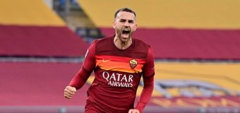 Serie A: Borja Mayoral Strike Keeps Roma in Touch with Top Four