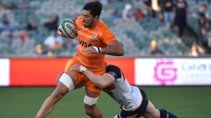 RugbyU: Jaguares revel in Australia with win over Brumbies