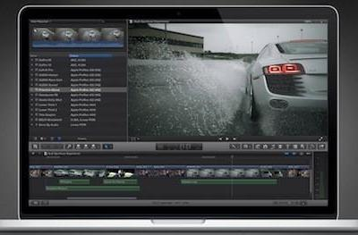 Apple launching marketing campaign for Final Cut Pro X