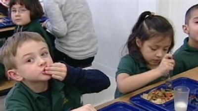 Department Of Agriculture Wants Healthier School Lunches