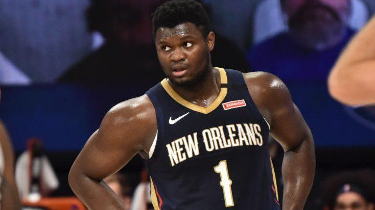 Zion Williamson, New Orleans eliminated from playoff chase; Kings, too