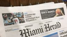 Miami Herald publisher McClatchy files for bankruptcy protection