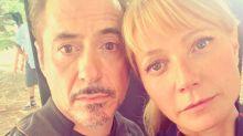Iron Man ya es un hombre comprometido