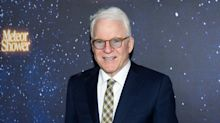 Steve Martin's DIY hack lets fans recognize him with his face mask on