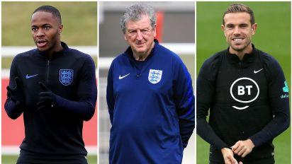 Raheem Sterling, Jordan Henderson and Roy Hodgson receive honours