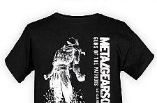 MGS4 becomes a hot topic (t-shirt)