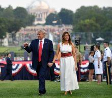 Trump's angry words, virus darken US July 4th weekend