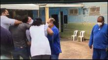Equipe de TV é agredida durante reportagem em Uberlândia