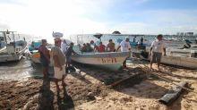 Mexico's Cancun braces for huge Hurricane Delta