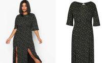 Shopping-Fail: Dieses Kleid verdeckt nicht, was es verspricht