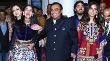 Isha Ambani-Anand Piramal Wedding Pics: Ambani Estate Decks Up