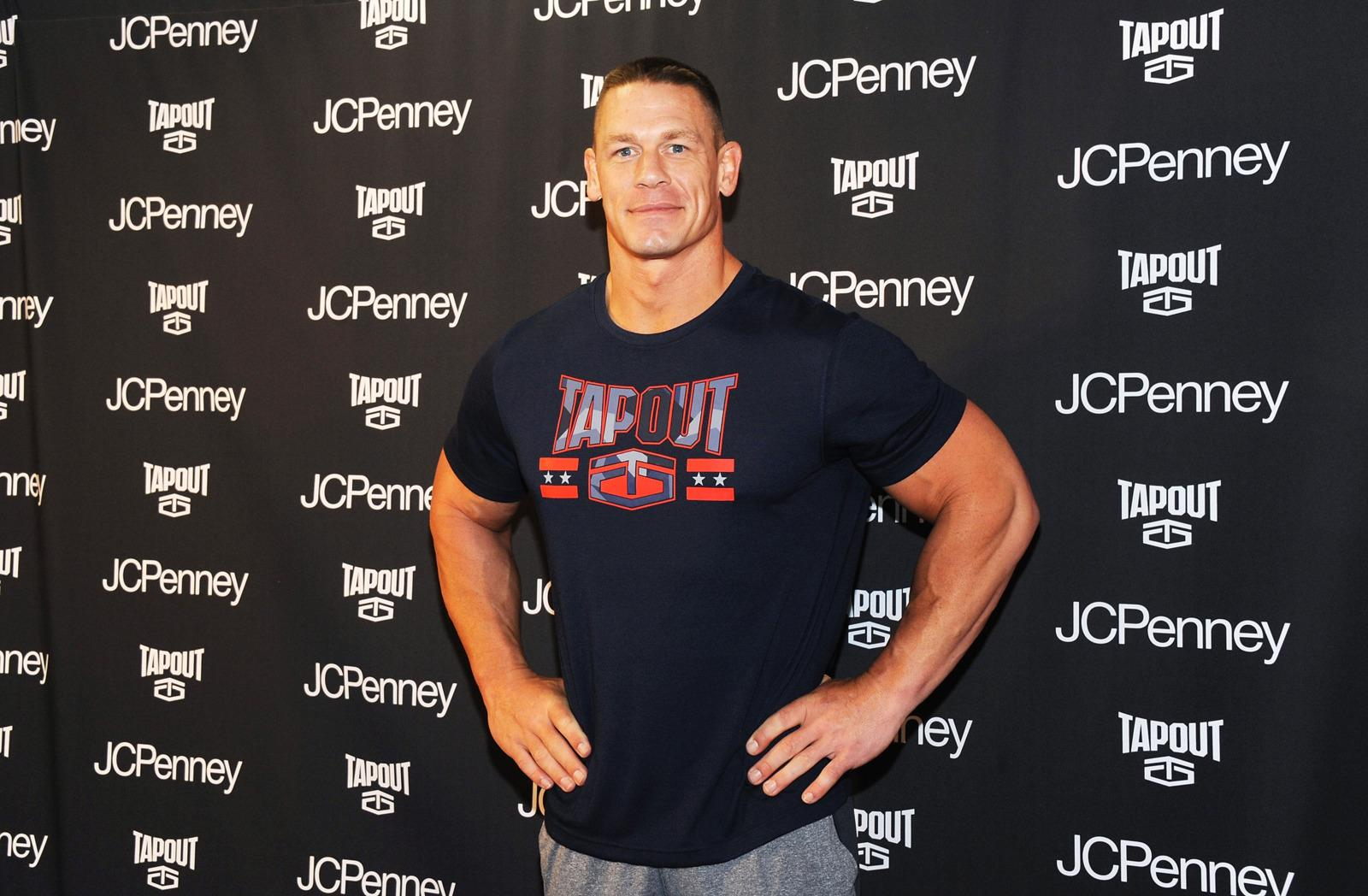 John Cena on Moisturizing, Ugly Sweaters, and Why You Won\'t See Him ...