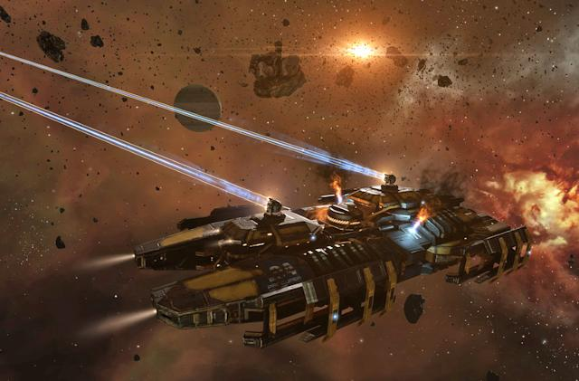 'EVE Online' Anywhere beta allows you to play the MMO in your browser