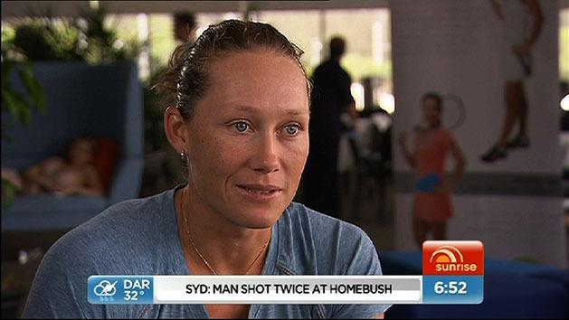 One-on-one with Sam Stosur
