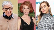 Kathy Griffin recalls Woody Allen telling her he 'loved watching Hannah Montana': 'He creeped me the hell out'