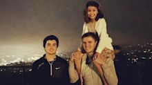Suri Cruise Looks Like Katie Holmes' Mini Doppelgänger in New Photo