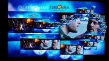 TVE enfada a los espectadores por interrumpir la emisión de Eurovisión con publicidad