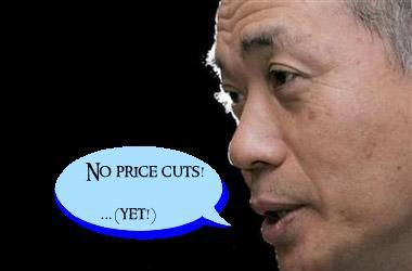 """Sony has """"no plans"""" to cut PlayStation 3 price"""