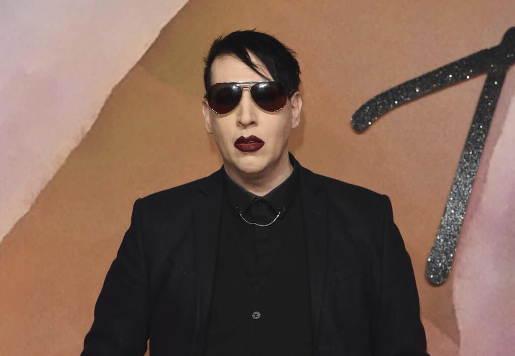 Marilyn Manson Rape, Assault Lawsuit By Ex-Girlfriend Tossed By Judge