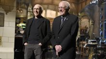 Finally, you can watch the moment Larry David finds out he's related to Bernie Sanders