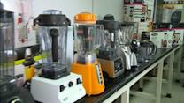 Kitchen blenders put to the test