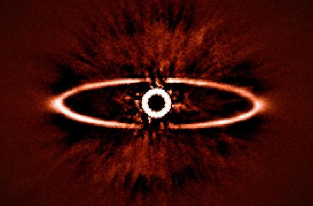 The Big Picture: Sauron in the stars