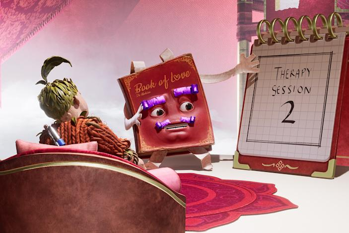 'It Takes Two' turns a good platformer into a saccharine romcom