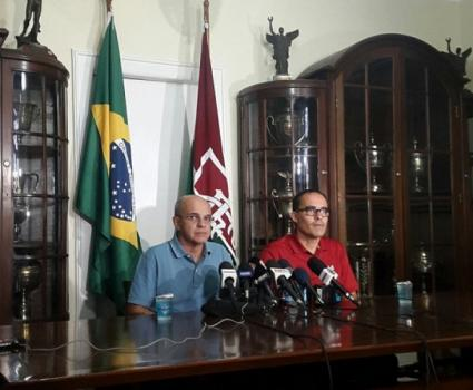 Juntos por um estádio: Fla e Flu buscam alternativas ao Maracanã