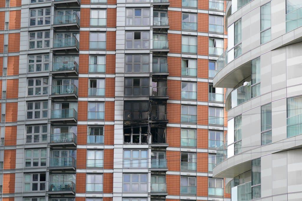 London passes 'unacceptable' milestone of 1,000 unsafe buildings