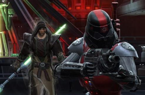 Star Wars: The Old Republic launches Android authenticator and upcoming test server