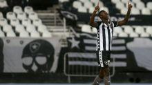 Babi festeja bom início de Brasileirão pelo Botafogo: 'A ficha não caiu'