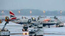 Mea Culpa: A meltdown in the snow and ice at Heathrow