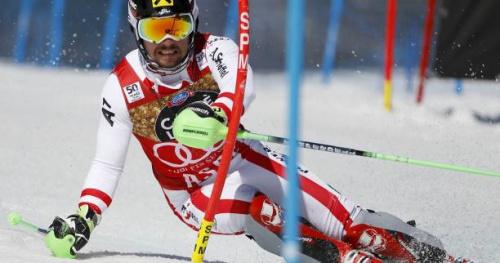 Ski alpin - CM (H) - Aspen : Marcel Hirscher en tête du slalom après la première manche