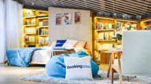 全球十大最佳書屋 住客晚上與書共眠?