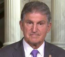Sen. Joe Manchin on calls for national mandatory mask order, White House response to COVID crisis